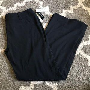 NWT black dress pants